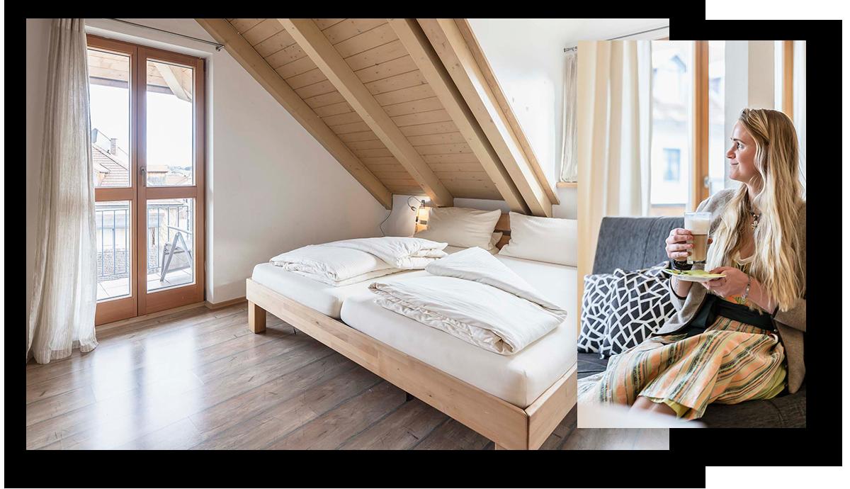 Hotel Haus Am Gries Murnau Zimmer
