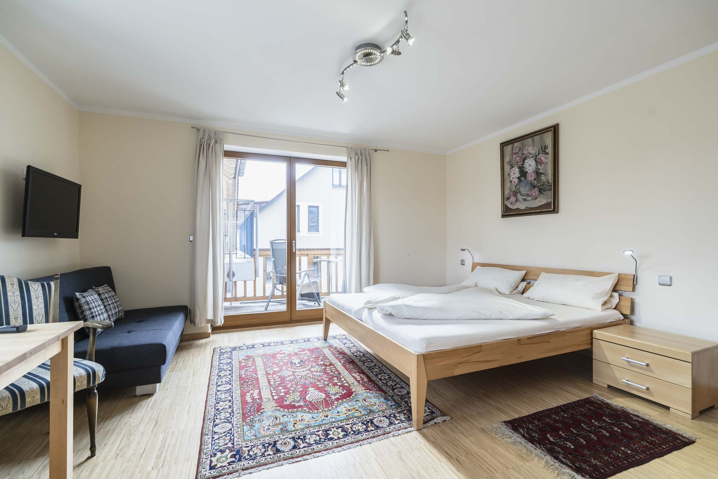 Hotel Haus Am Gries Murnau Double Rooms With Balcony