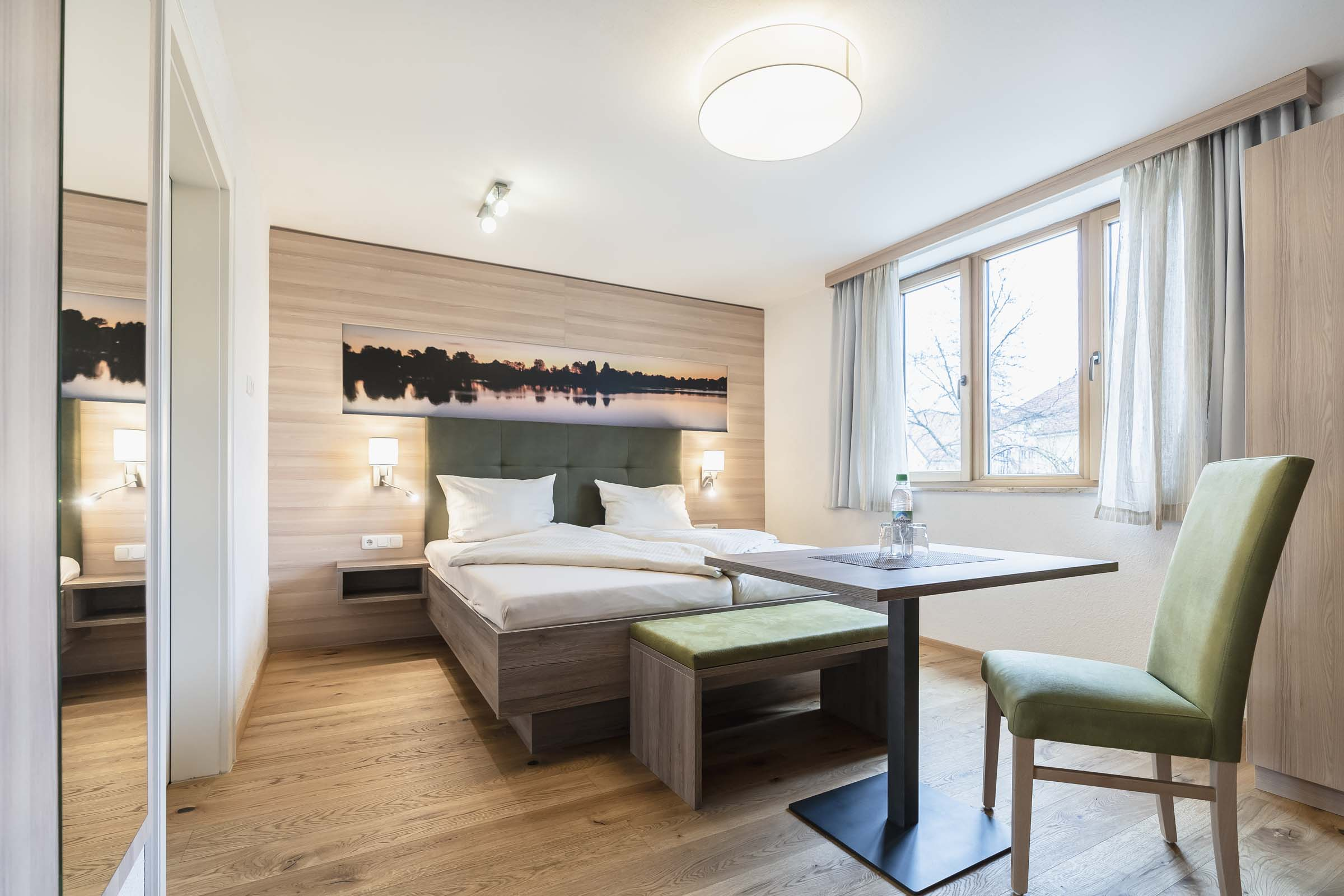 Hotel Haus Am Gries Murnau Hotel Rooms Double Rooms