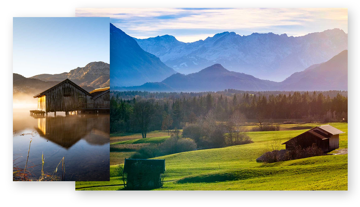 Hotel Haus Am Gries Murnau See Alpen Umgebung